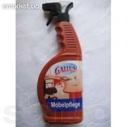 Gallus для мытья мебели Mobelpflege 650мл (спрей)