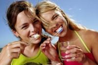 Зубная паста  Frisco dent Atem frisch