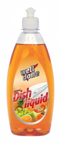 Жидкость для мытья посуды Dishwasher Fresh Fruit 500ml