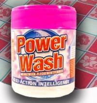 Power Wash Отбеливатель 600гр. для белого