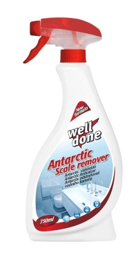 Пена для чистки ванных комнат Sanitary cleaning Foam. 750ml