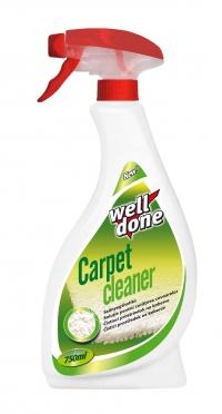 Средство для чистки ковров спрей Carpet Cleaner pump, 750мл