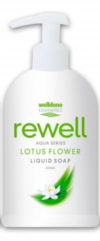 Жидкое мыло Rewell Lotus Flower 400ml