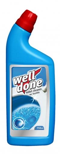 Средство для туалета Toilet cleaner Ocean, 750мл