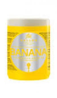 Маска для укрепления волос с экстрактом банана 1000мл