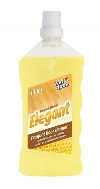 Средство для мытья паркета Elegant, 1л