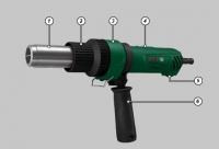 Технический фен.HLP20-550K