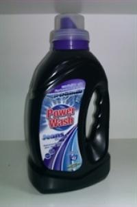 Power Wash Гель для стирки 4л. для черного (54 стирки)