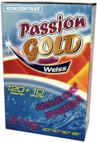 Passion Gold Порошок для белого  0,980 кг