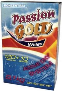 Passion Gold Порошок для белого  9,1кг.