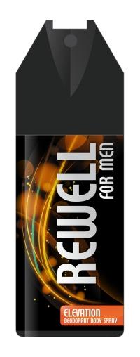 мужской Дезодорант-спрей Rewell Elevation 150ml