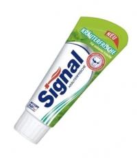 Зубная паста 75мл.  Signal KRAUTER