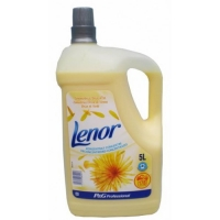 Lenor 5 л  жолтый