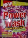 Power Wash Порошок 3кг. professional (красный)