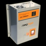 Стабилизатор напряжения  /  CH-10000Н