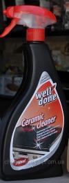 Средство  для мытья керамической. плит (Ceramic cleaner) 750ml