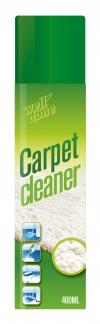 Средство для чистки ковров аэрозоль Carpet Cleaner aerosol, 400мл