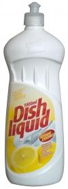 Жидкость для мытья посуды Dishwasher Lemon Essence 500ml