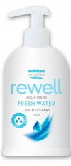 Жидкое мыло Rewell Fresh Water. 400ml