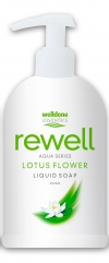 Жидкое мыло Rewell Lotus Flower 400ml