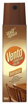 Спрей для полировки мебели Vento Beeswax, 300мл