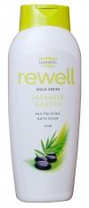 Пенка для ванной Rewell Japanese Garden 600ml