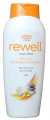 Пенка для ванной Rewell Relax Aromatherapy 600ml
