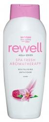 Пенка для ванной Rewell Spa Fresh Aromatherapy 600ml