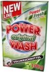 Универсальный стиральный порошок Power Wash Original Порошок 10кг. зел.пакет