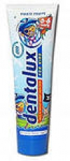 Зубная паста  Dentalux  100мл  ДЕТСКАЯ (Pirate fruits)