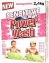 Power Wash Порошок 2,4кг. детский.