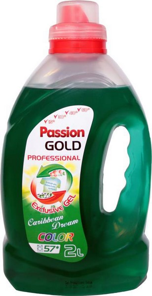 Passion Gold Caribbean Dream Color Gel 2l
